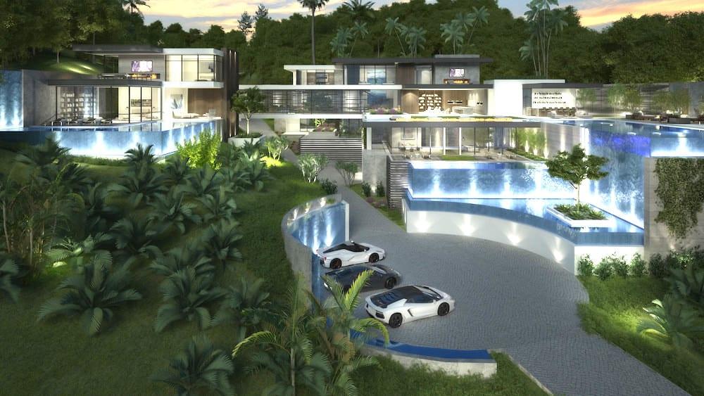 Spectacular Residence On Prestigious La Collina Drive, Sold!