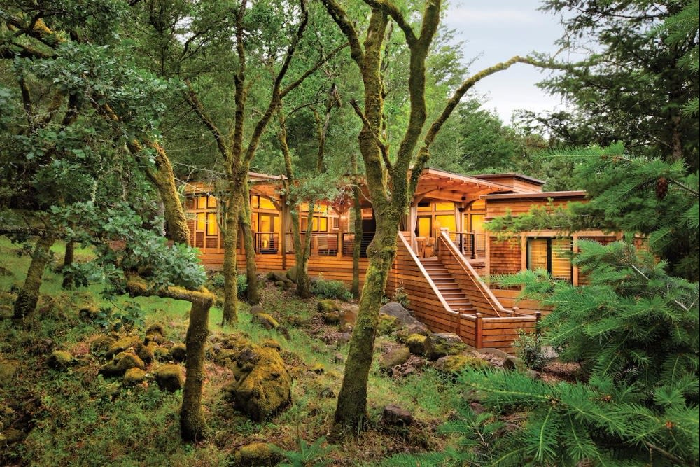 $50 Million Paid for Napa's Calistoga Ranch?