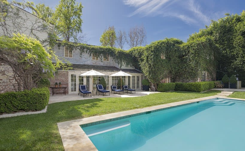 Traditional Beverly Hills Estate