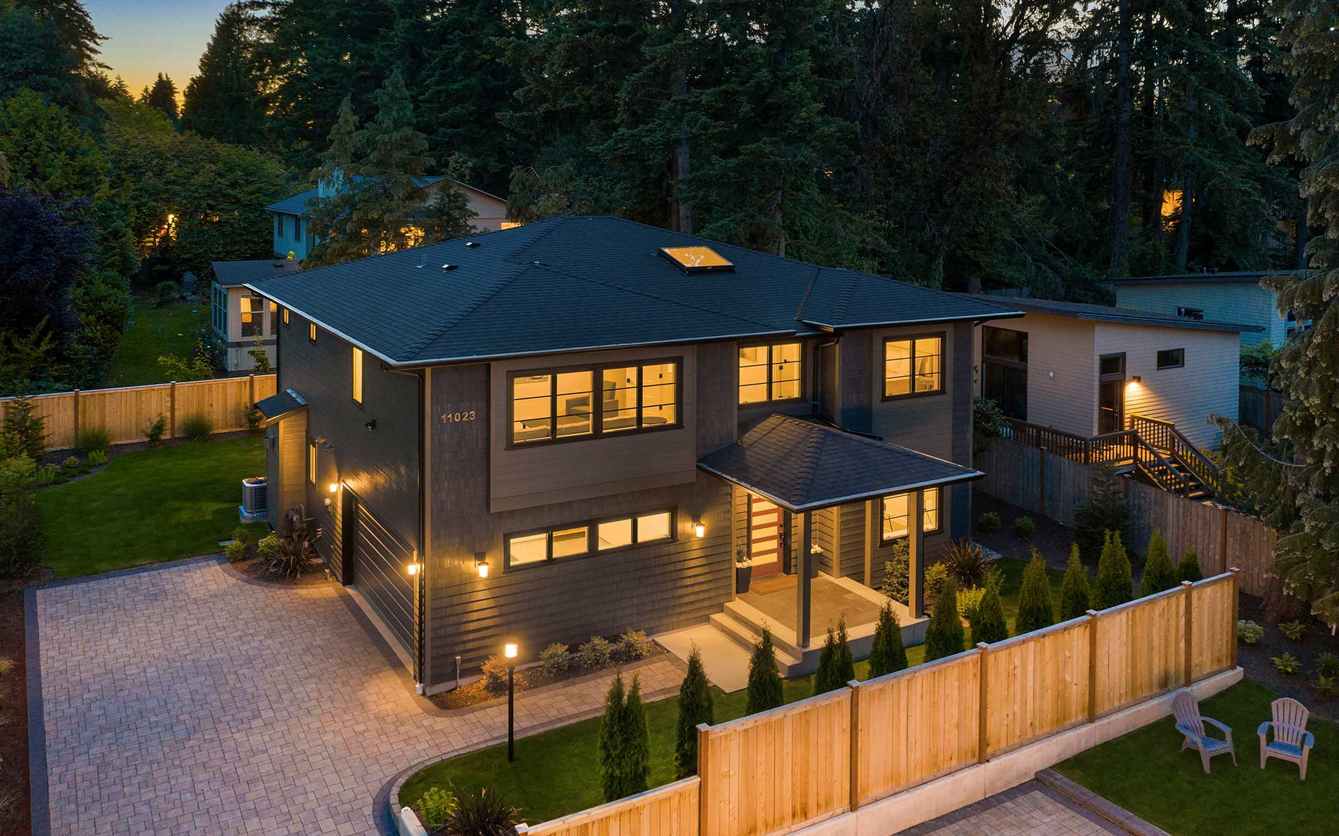 The New Modern Craftsman in Victory Heights photo