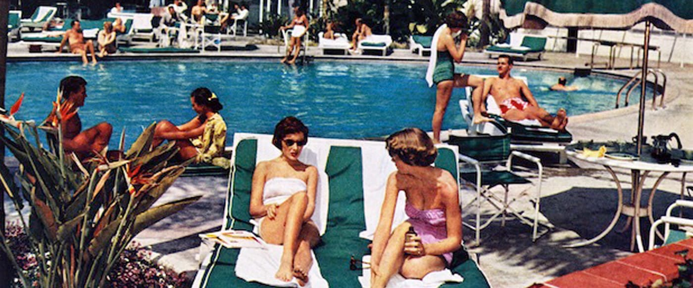 A History of Hotel Bel Air