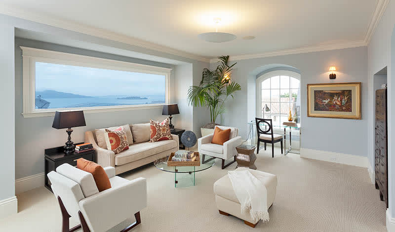 Extraordinary View Home Cow Hollow photo