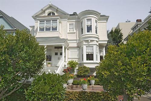 Magnificent Queen Anne Victorian Pacific Heights preview