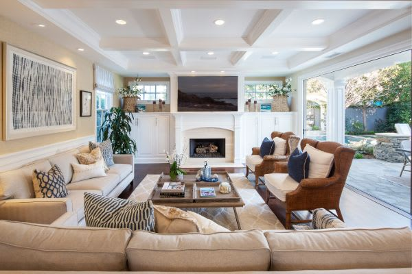 Haute Residence Features a Timeless Newport Beach Home by Valia Properties