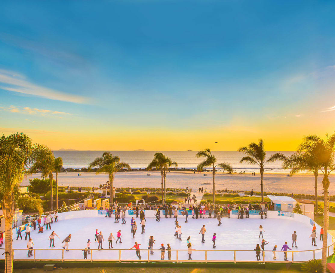 Skating by the Sea at Hotel del Coronado: Everything You Need to Know