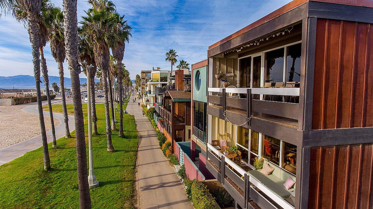 Venice Ocean Front Triplex