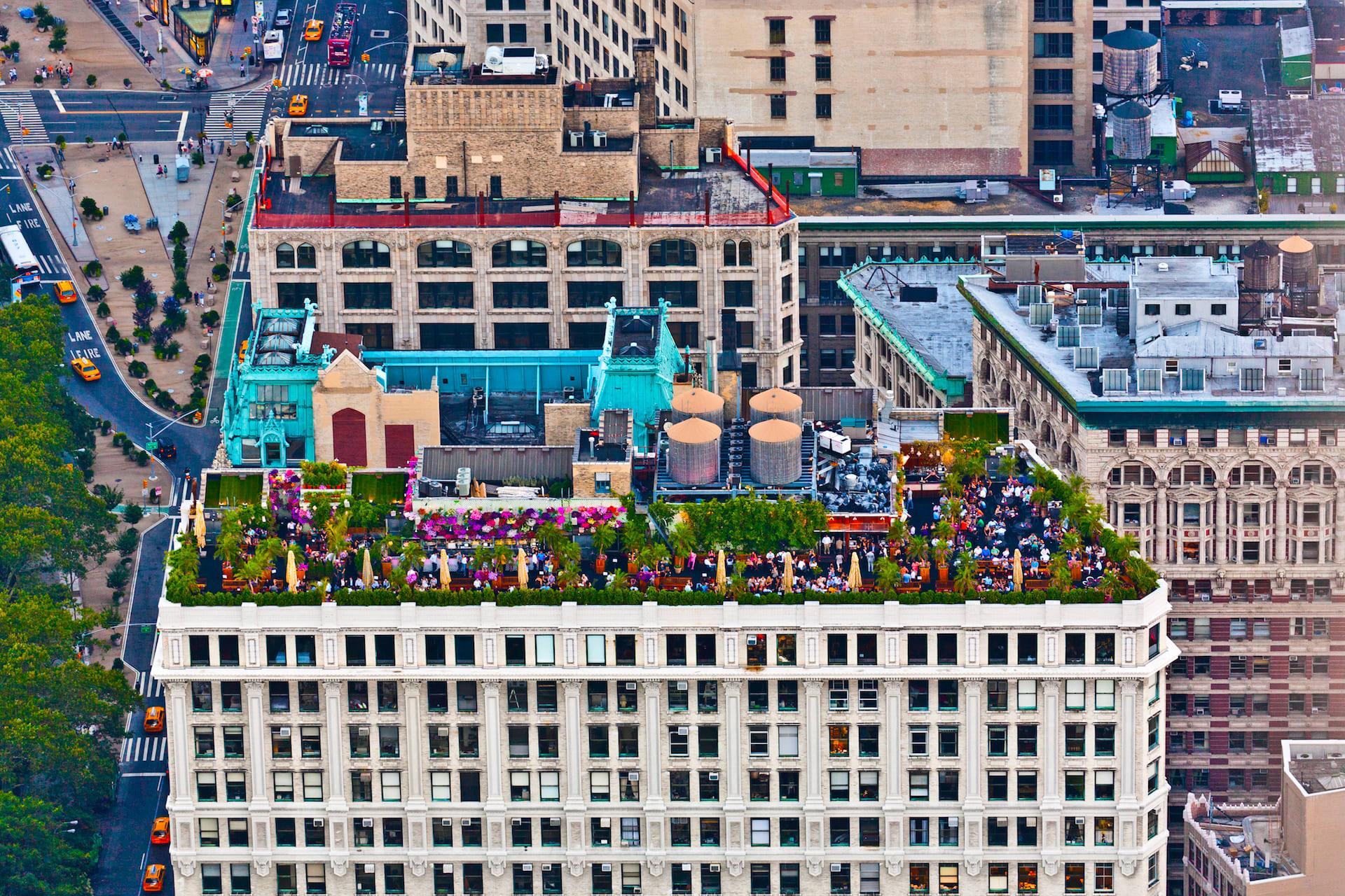 5 Luxury Brunch Spots in Manhattan