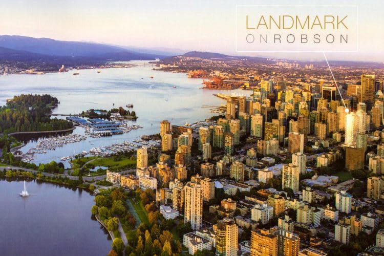 Landmark on Robson - New Development
