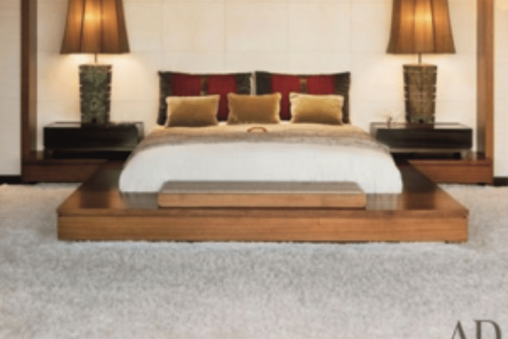 AWE-INSPIRING CELEBRITY BEDROOMS