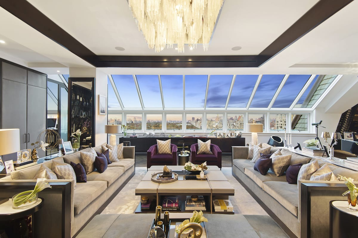 Recently Listed: Plaza Hotel Penthouse For $49,950,000