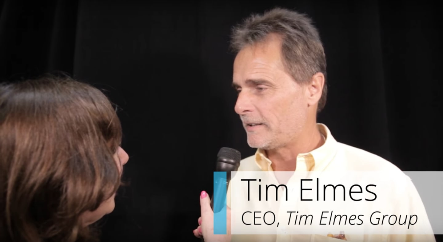 The Real Deal Interview With Tim Elmes