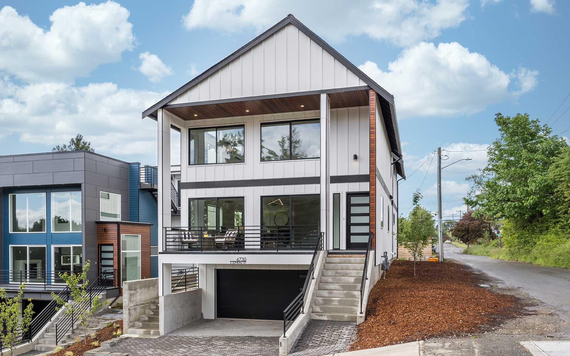 Stylish New Modern Farmhouse in Hillman City photo