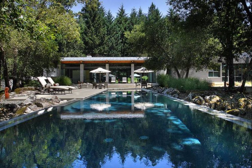 """Listing At 40 Auberge Road, Rutherford Was Featured as """"House of the Day"""" in the WSJ"""