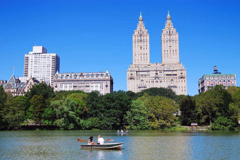 Escaping the Summer Crowds in Manhattan