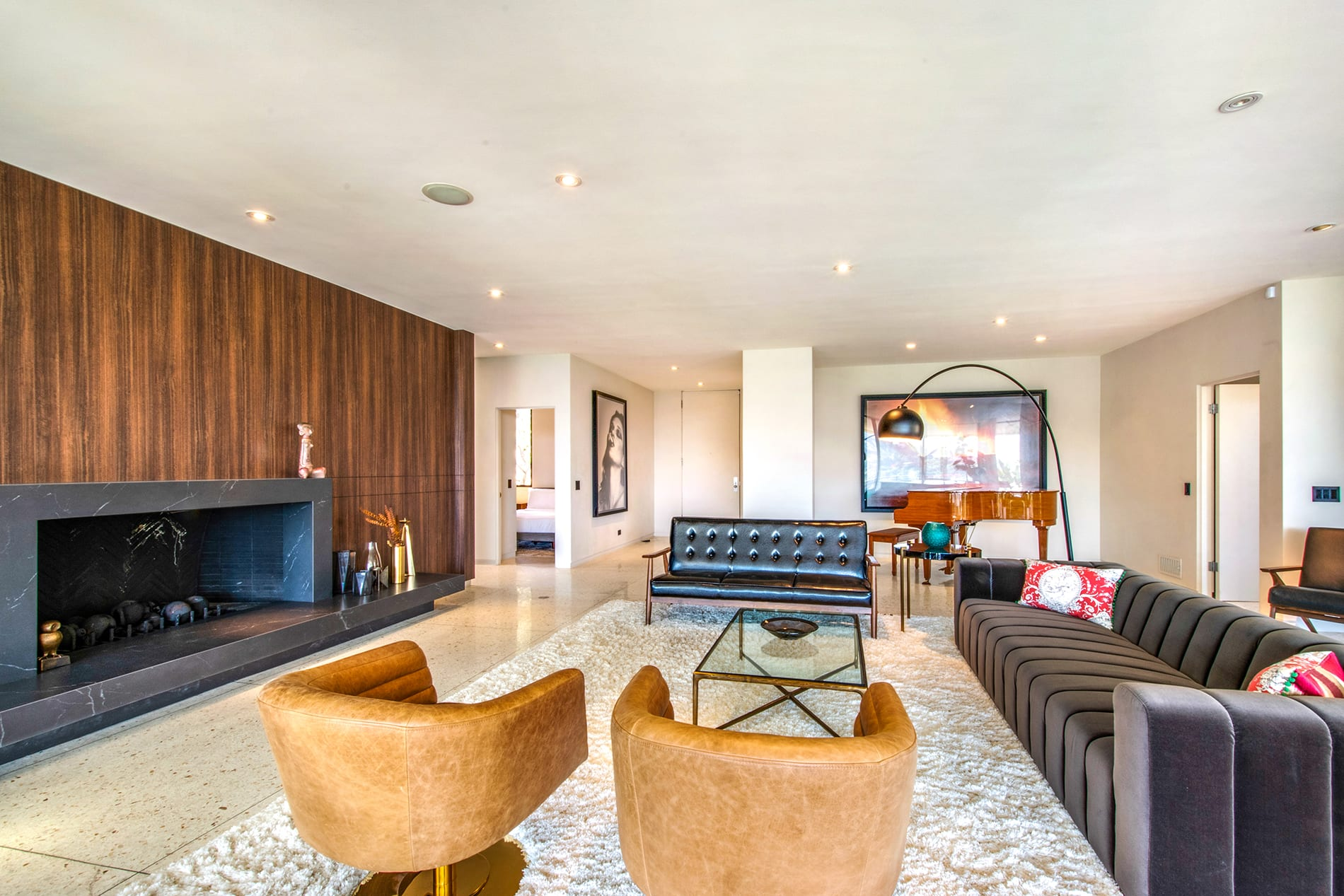 Bel Air View Contemporary for Lease
