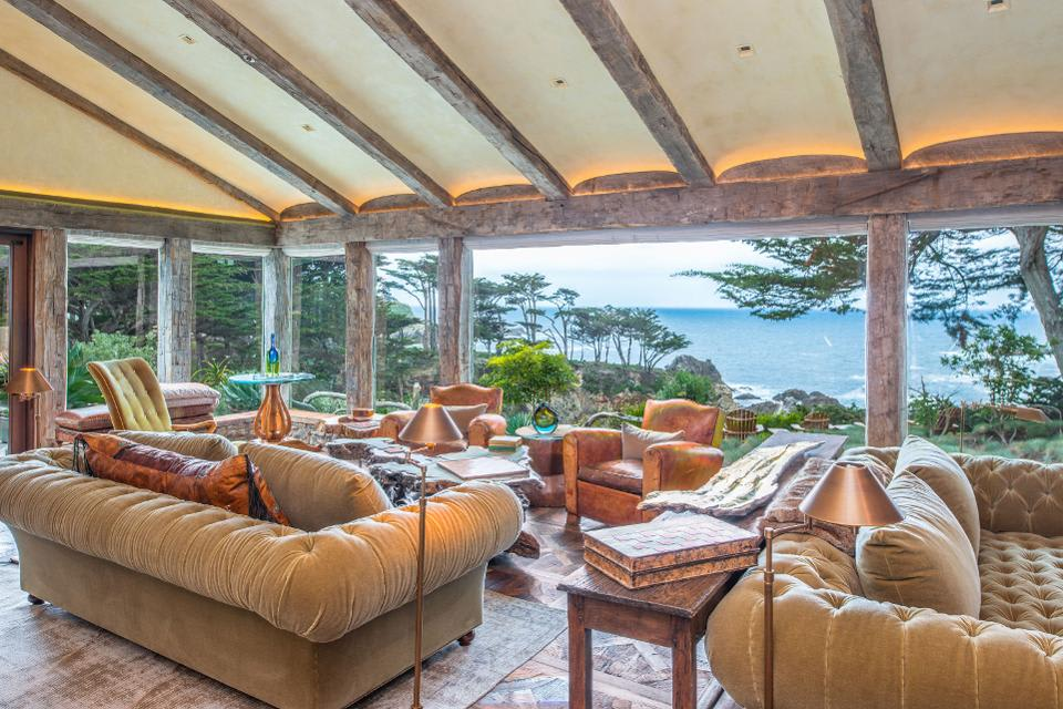 A $52 Million Compound Featured In 'Basic Instinct' Aims To Break Price Records In Monterey Peninsula