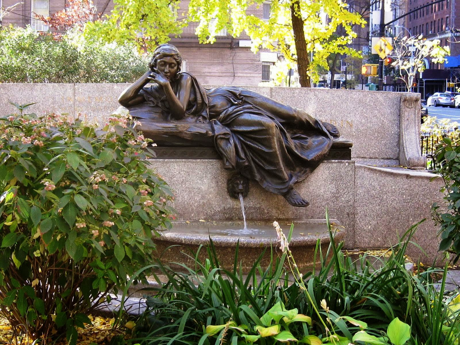 "New York City's ""Secret Gardens"": Under the Radar Parks"