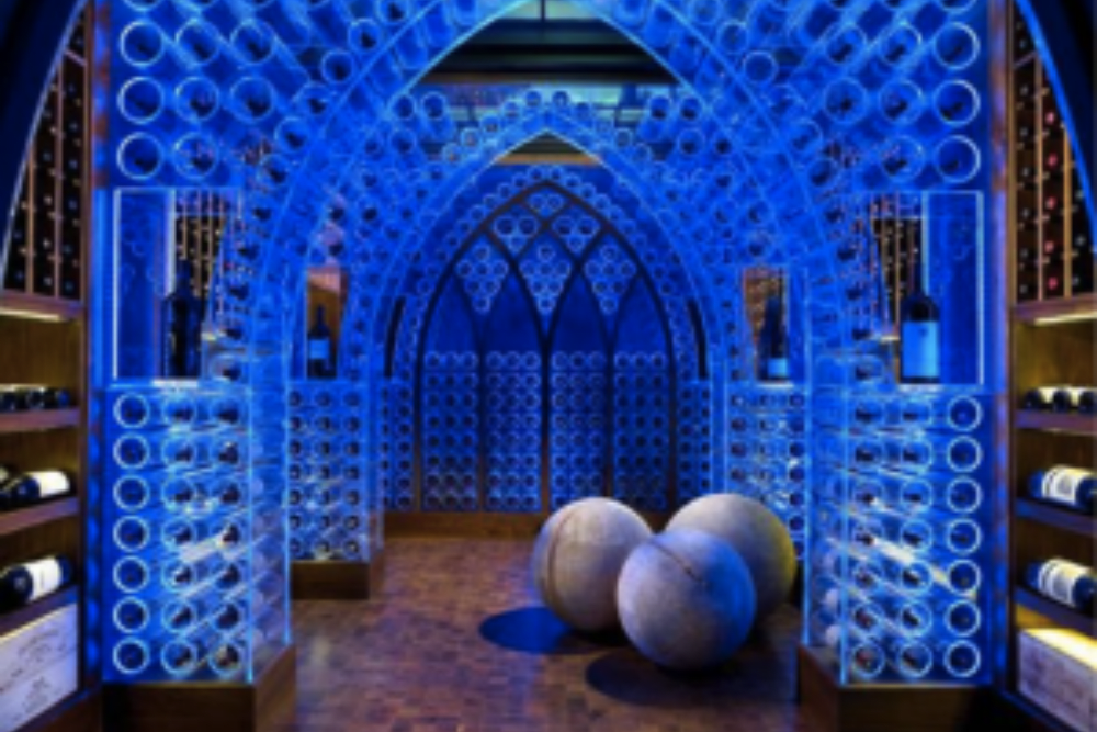 CUSTOM WINE CELLARS: THE HOTTEST TREND FOR LUXURY HOMES