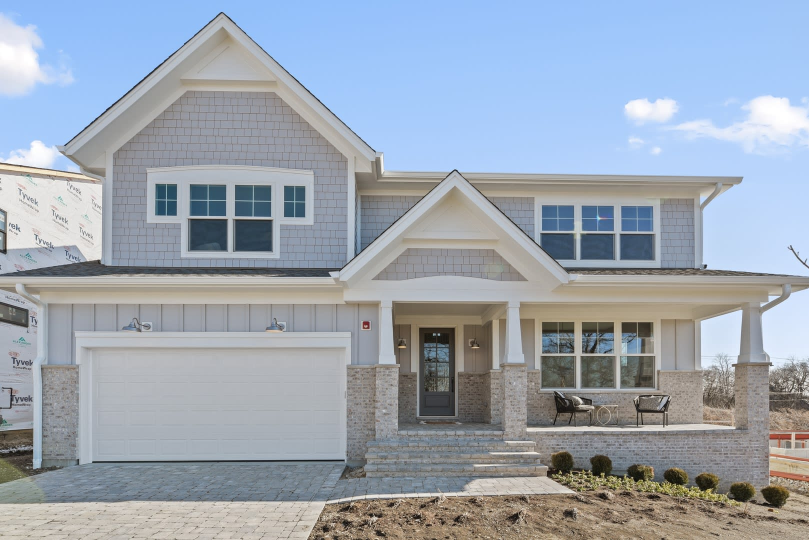 beautiful newly constructed home