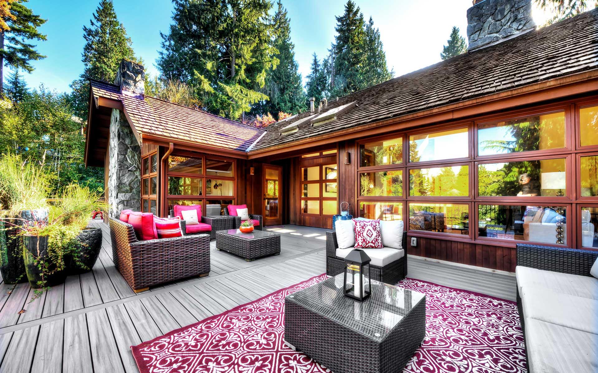 Northwest Style in West Bellevue photo