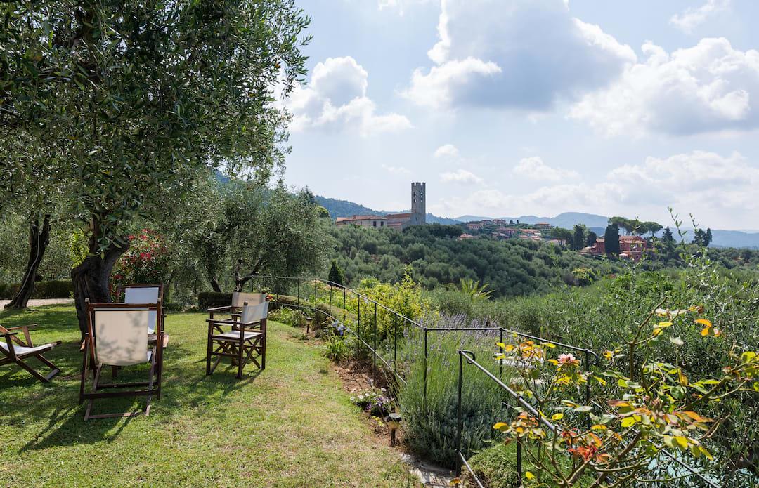Villa Il Luppolo Nero in Tuscany, Italy