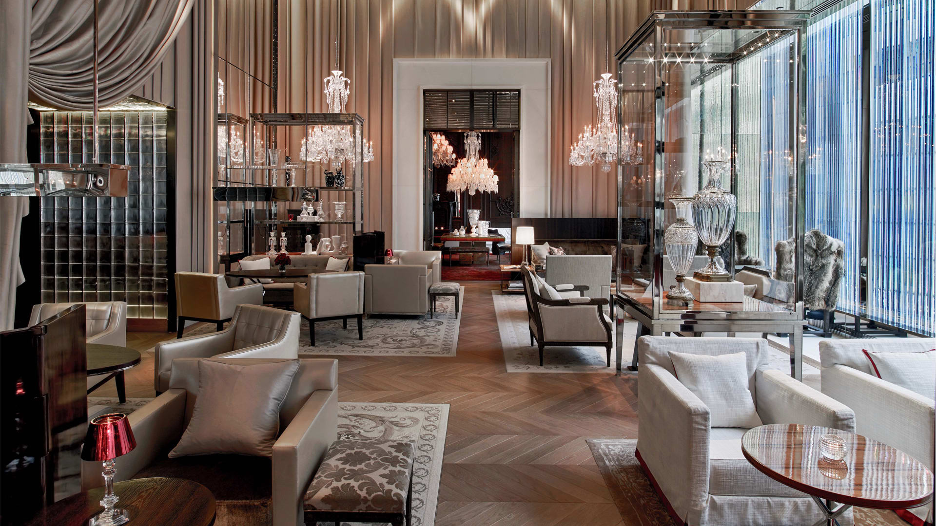 Getting to Know: The Baccarat Hotel