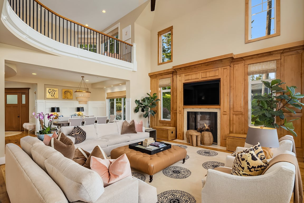 Stylish View Home in the Enclave photo