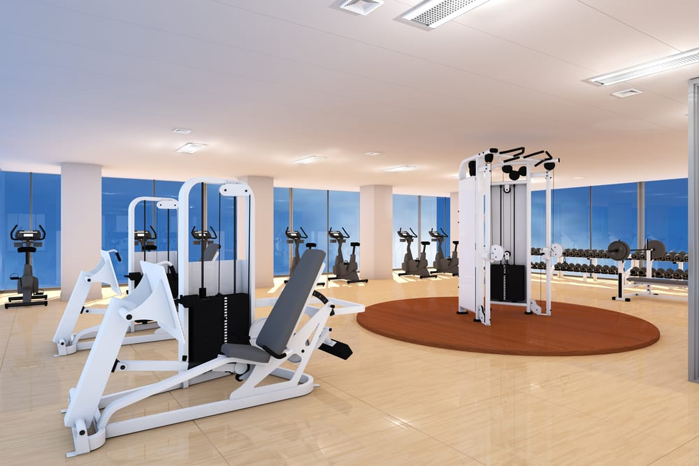 Creating Luxury Home Gyms
