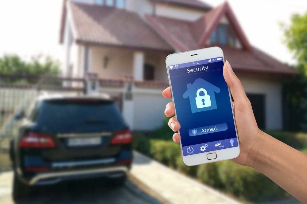 The Latest Technology in Security for Luxury Homes