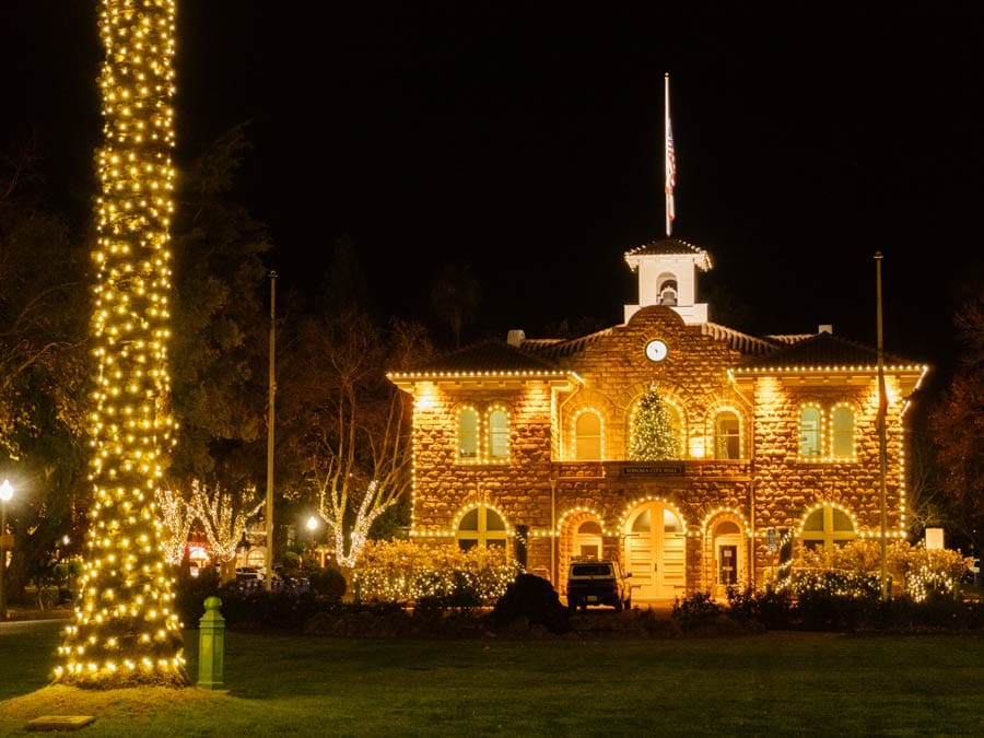 The Lighting of the Sonoma Plaza: Everything You Need to Know