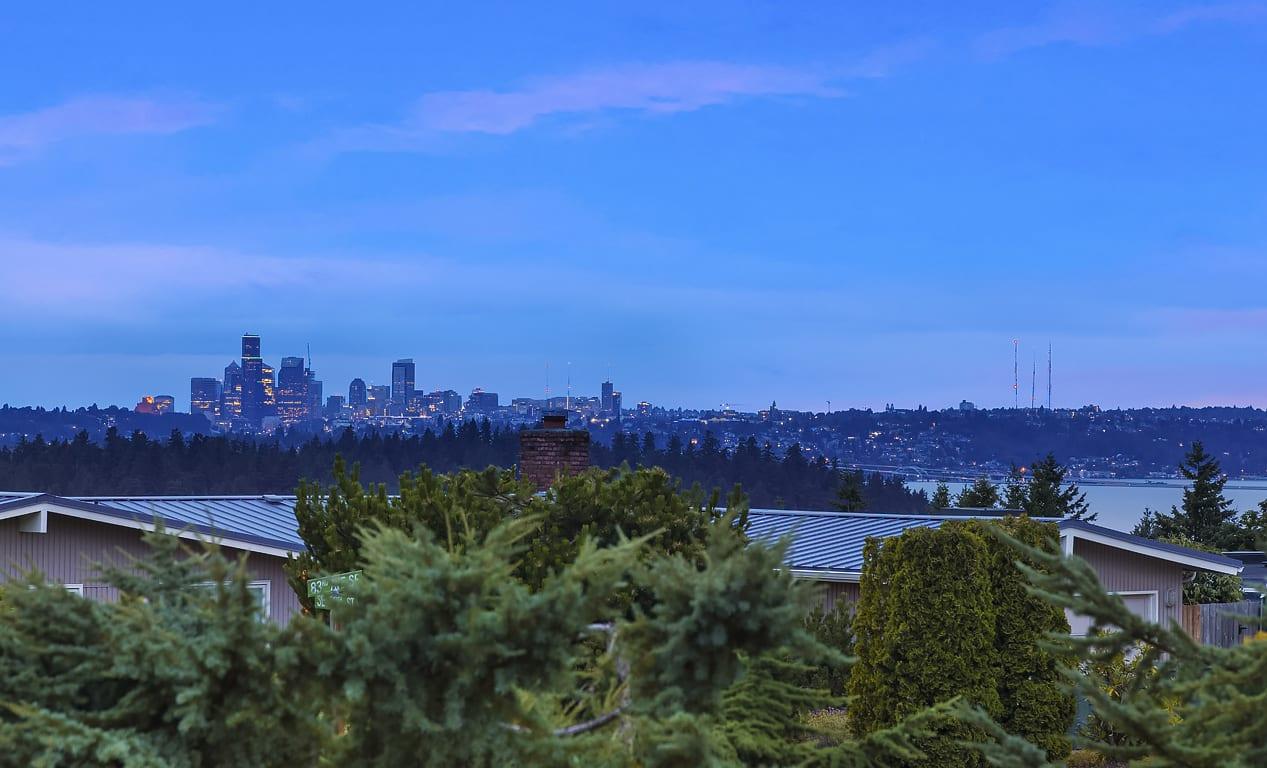Panoramic Views on Mercer Ridge photo