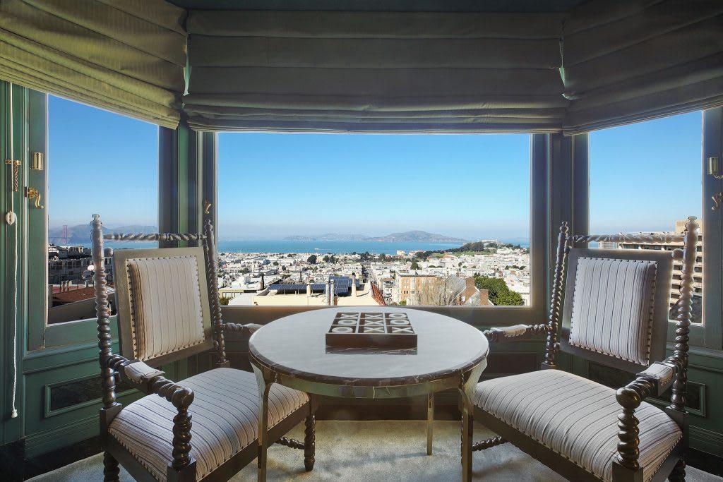 Beautiful Iconic San Francisco Home with Golden Gate Bridge Views photo