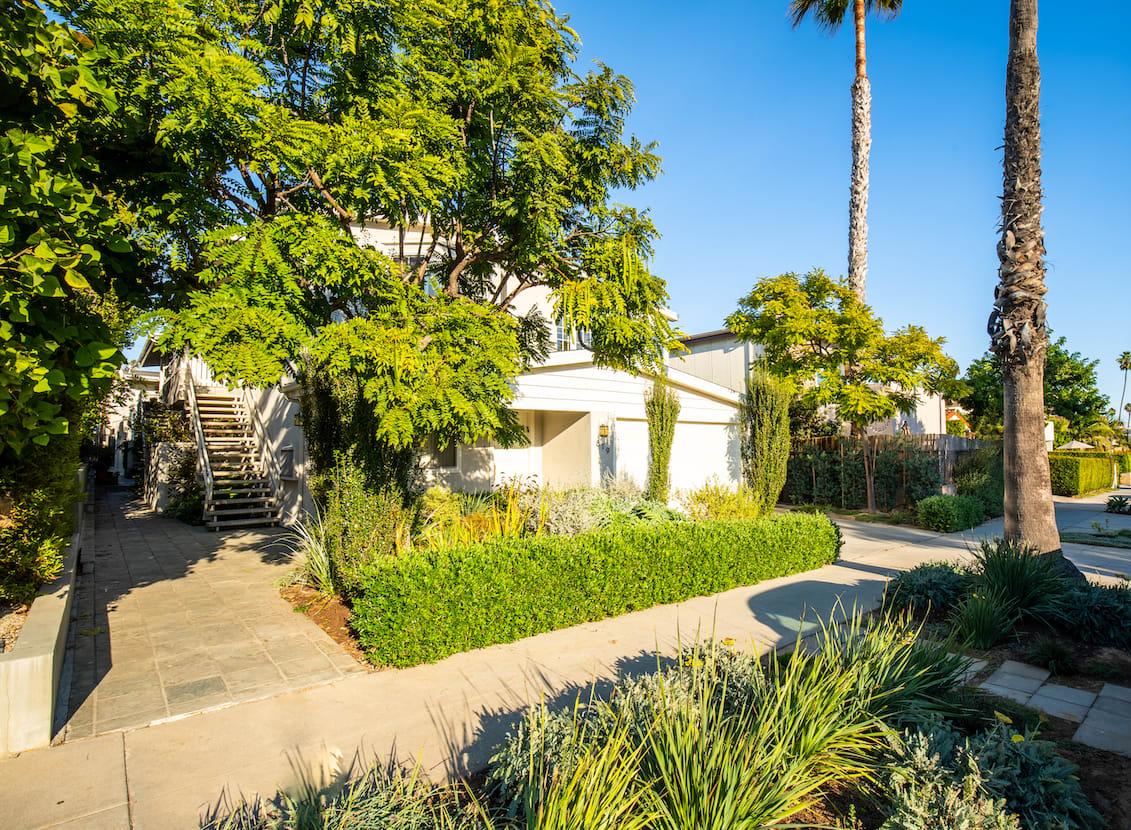 Charming Santa Monica Townhome photo
