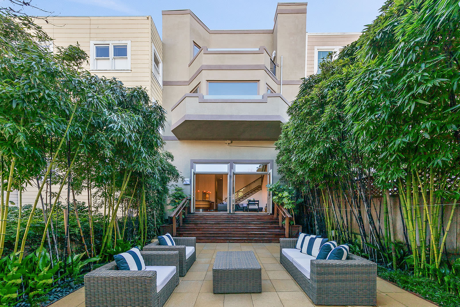 Gorgeous Home with Views of Golden Gate Bridge, Palace, and Alcatraz photo