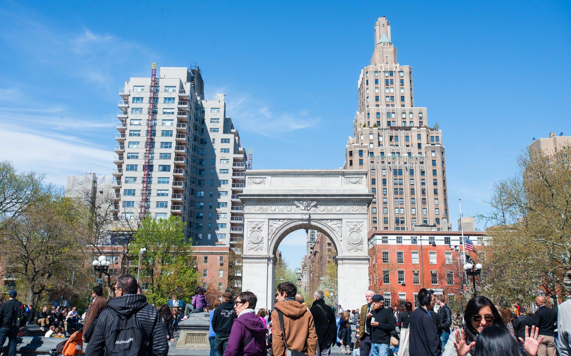 Greenwich Village picture