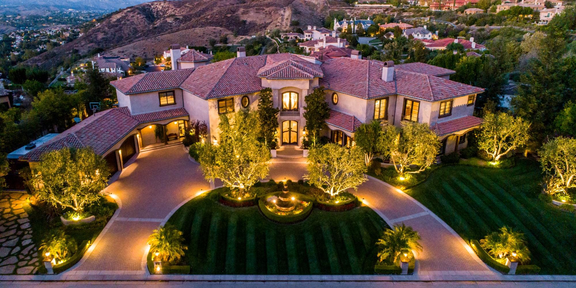 Enjoyable Dana Jeff Luxury Homes Calabasas Real Estate Team Download Free Architecture Designs Sospemadebymaigaardcom