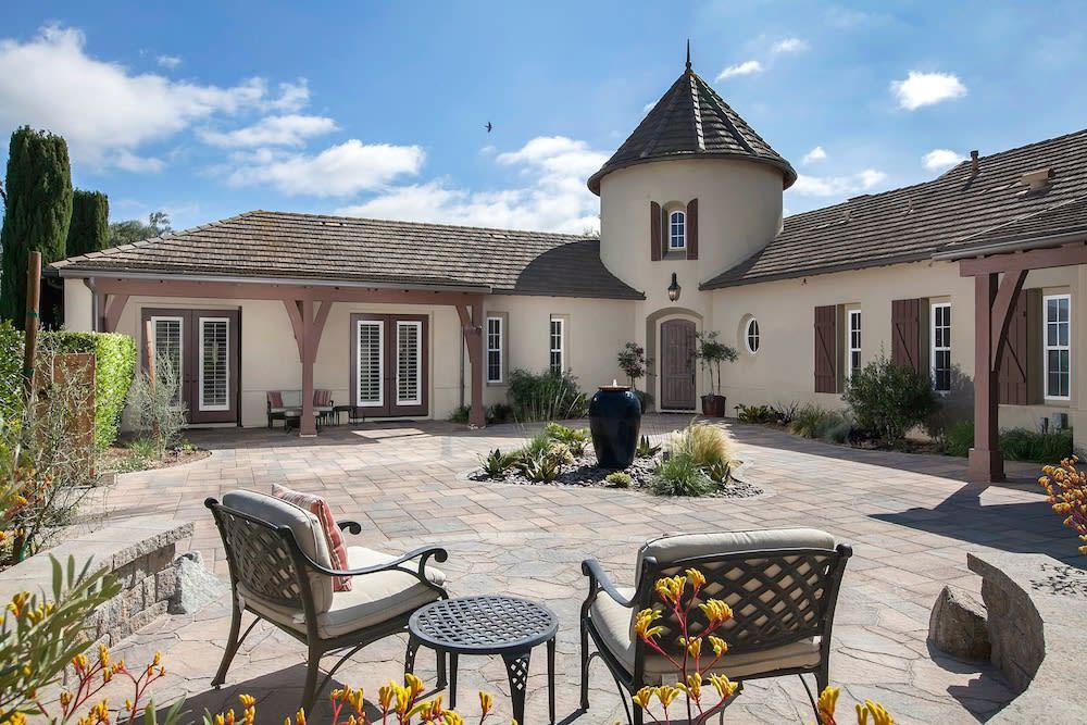 Luxury home Fairbanks Highlands, Rancho Santa Fe, CA