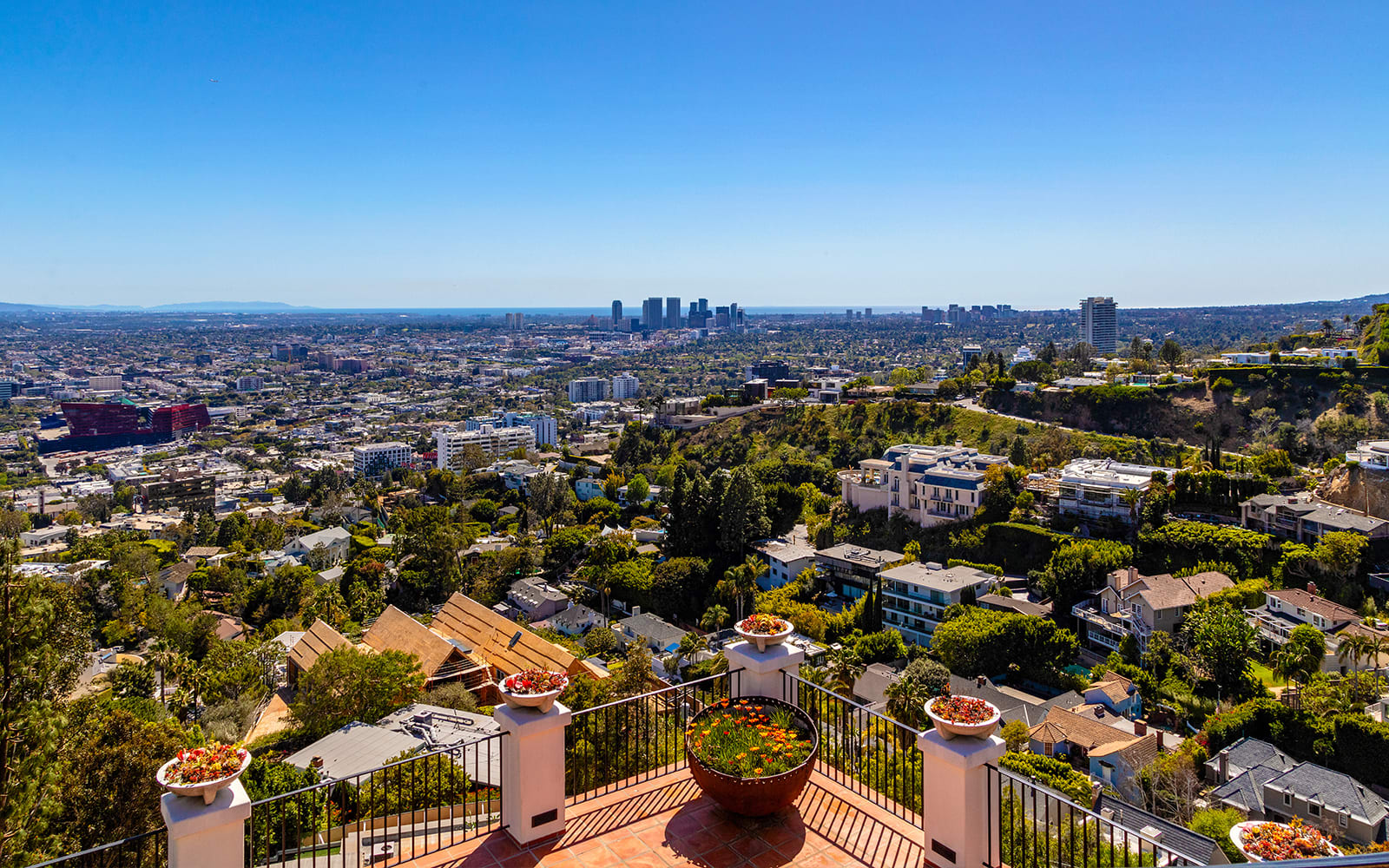 8700 Hollywood Blvd: a luxury home for sale in Los Angeles ...