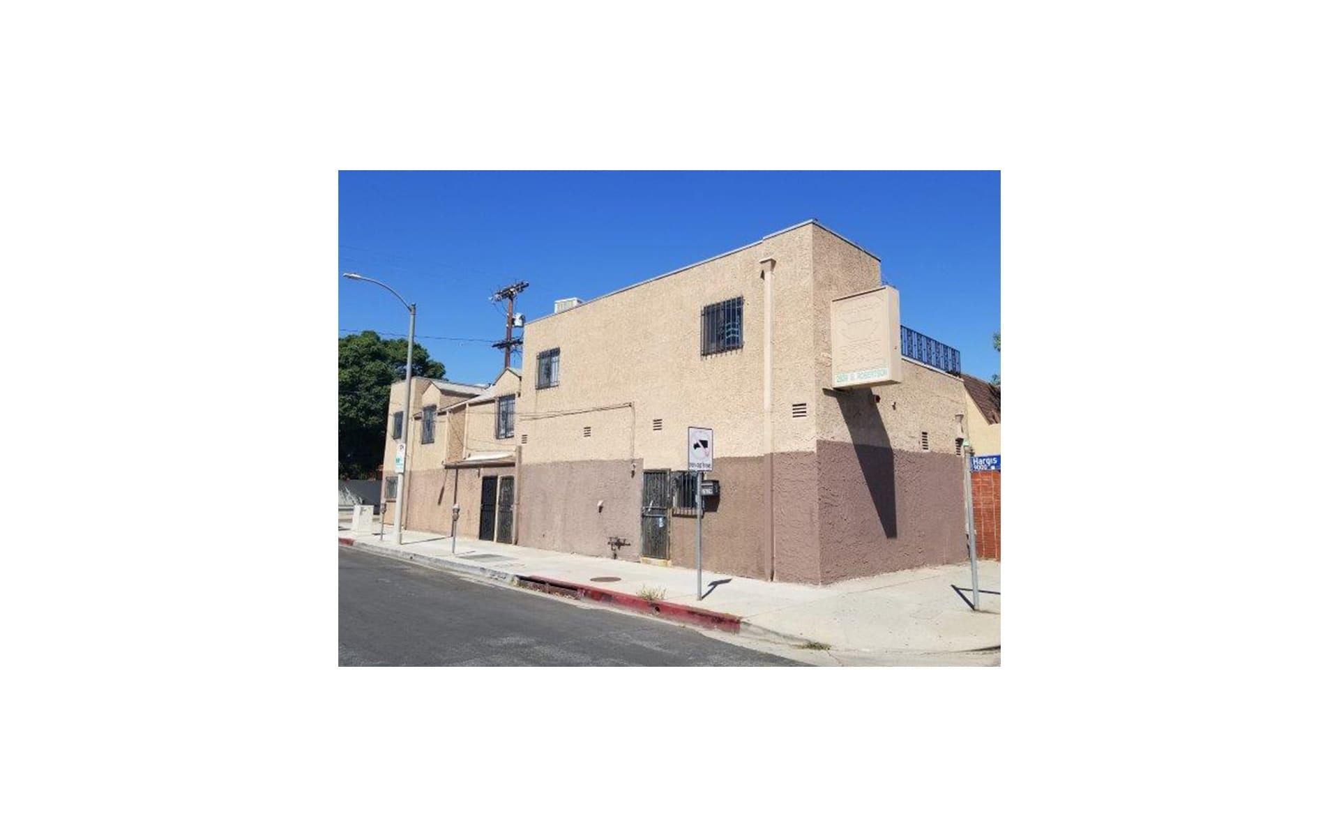Autre pour l Vente à 2839 S Roberton Blvd 2839 S Roberton Blvd Los Angeles, Californie,90034 États-Unis