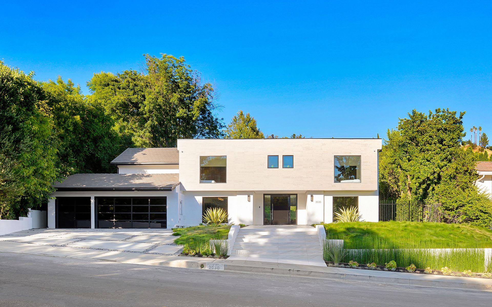 3030 DEEP CANYON DR, Beverly Hills, CA 90210 | Hilton & Hyland