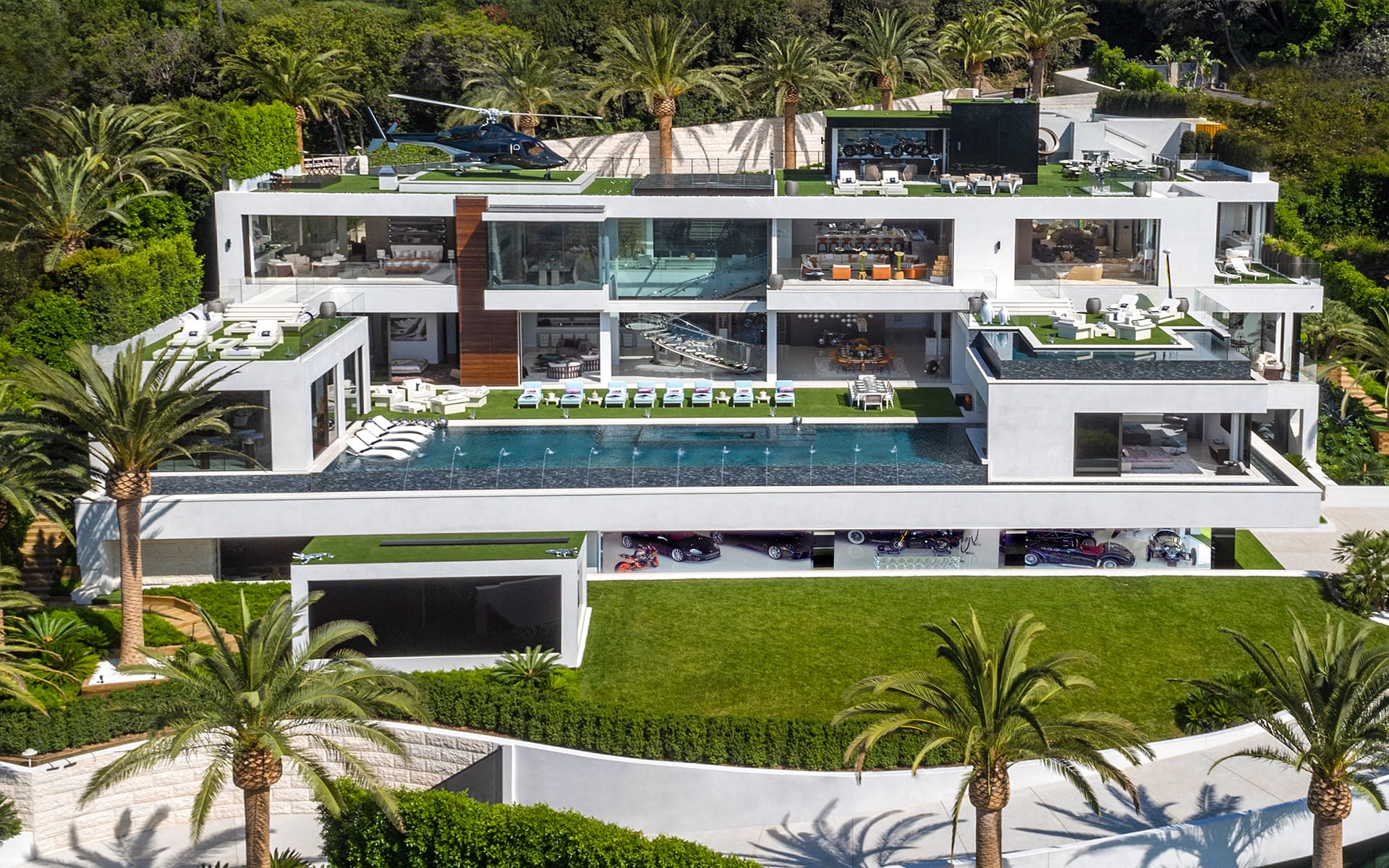 California Real Estate And Homes For Sale Christies International - Luxury-property-in-brentwood-park-beverly-hills