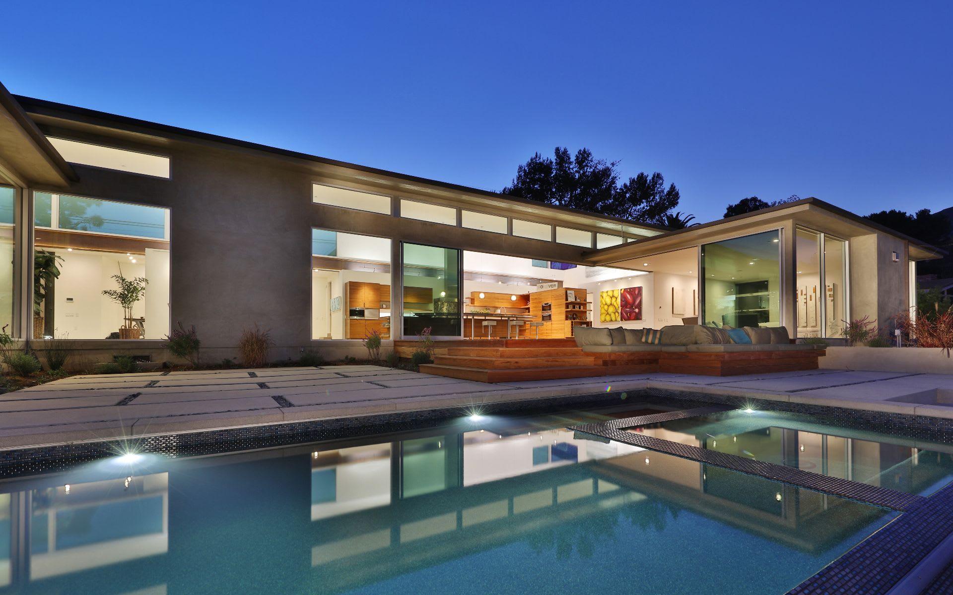 Частный дом для того Продажа на 5664 Calpine Dr 5664 Calpine Dr Malibu, Калифорния,90265 Соединенные Штаты