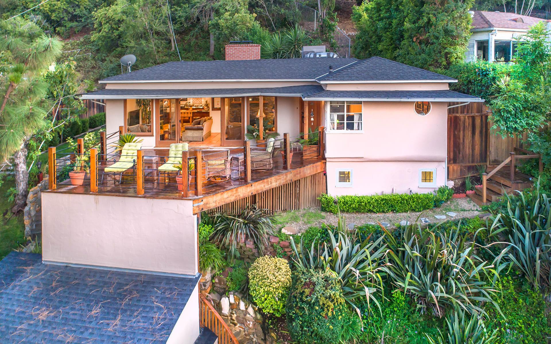 Casa Unifamiliar por un Venta en 11570 Sunshine Terrace 11570 Sunshine Terrace Studio City, California,91604 Estados Unidos