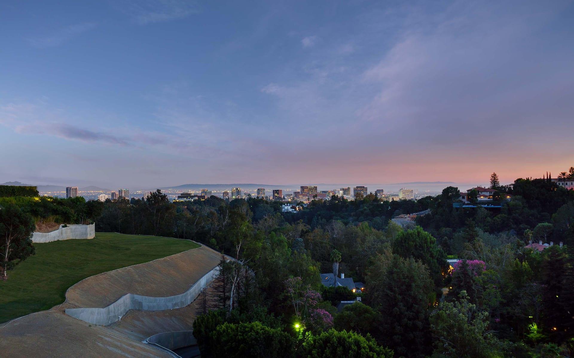 Land / Lot voor Verkoop een t Tortuoso Way Tortuoso Way Los Angeles, Californië,90077 Verenigde Staten