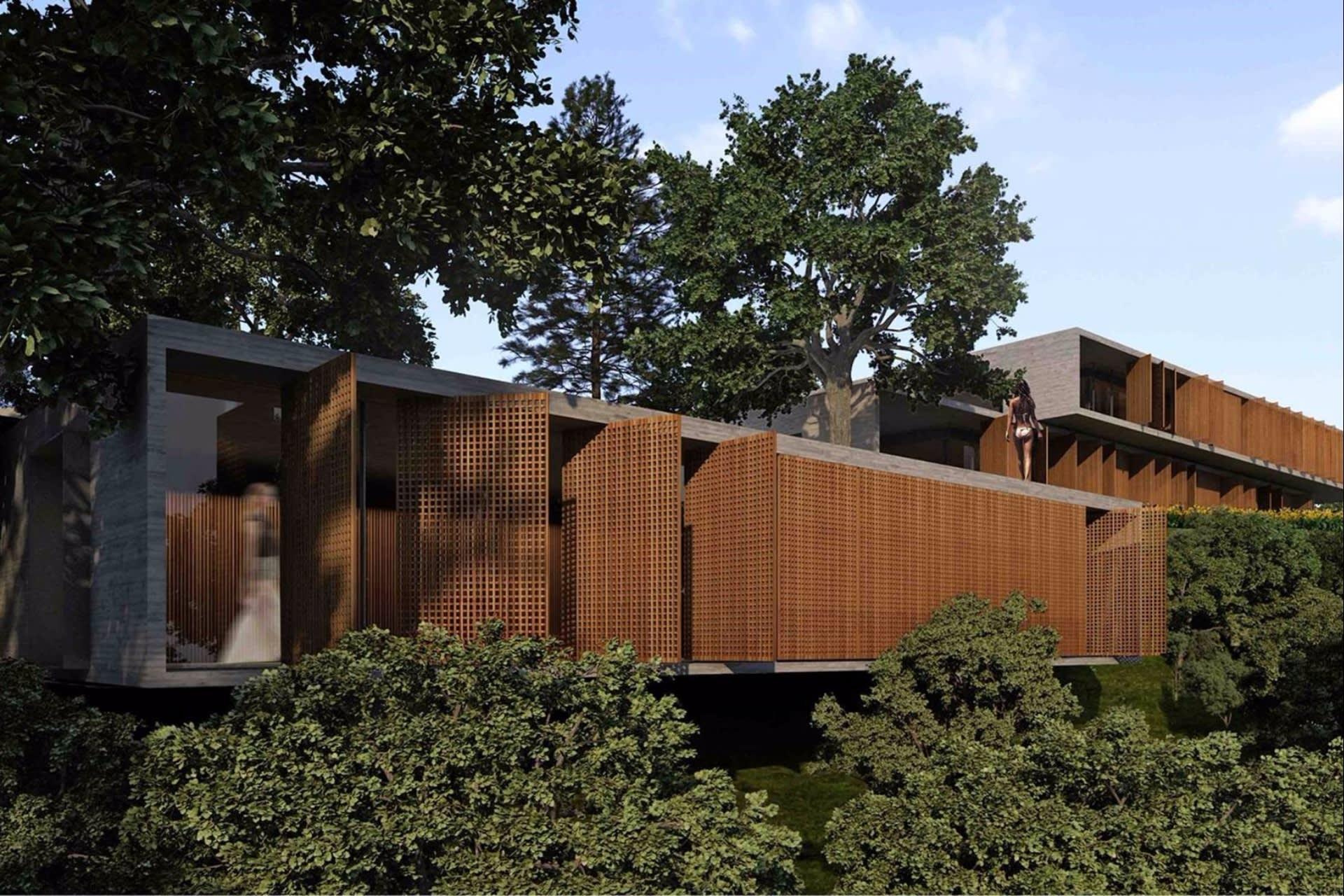 Maison unifamiliale pour l Vente à 800 Stradella Rd 800 Stradella Rd Los Angeles, Californie,90077 États-Unis