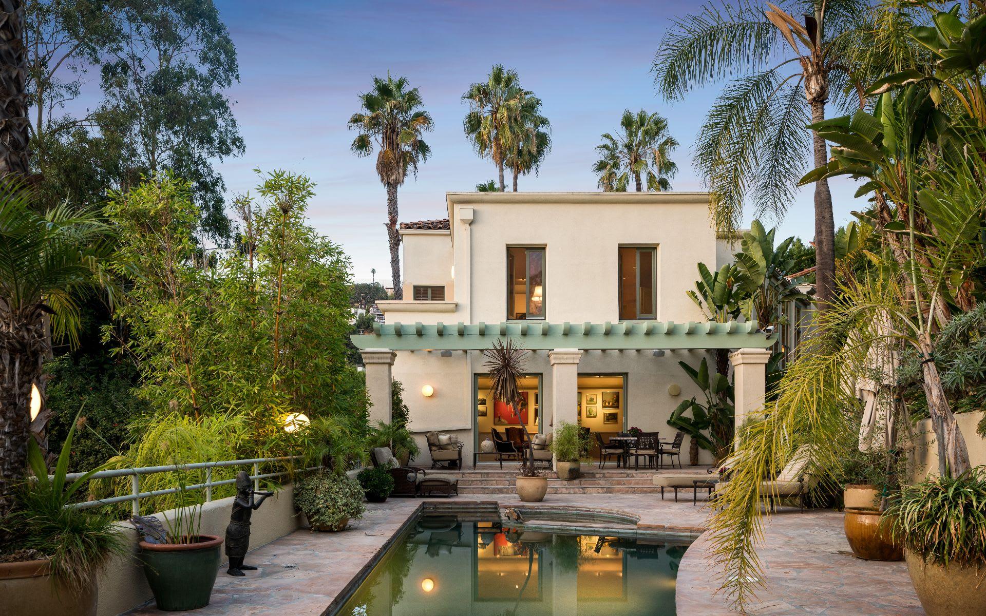 Eensgezinswoning voor Verkoop een t 1368 Vireo Dr 1368 Vireo Dr Los Angeles, Californië,90069 Verenigde Staten