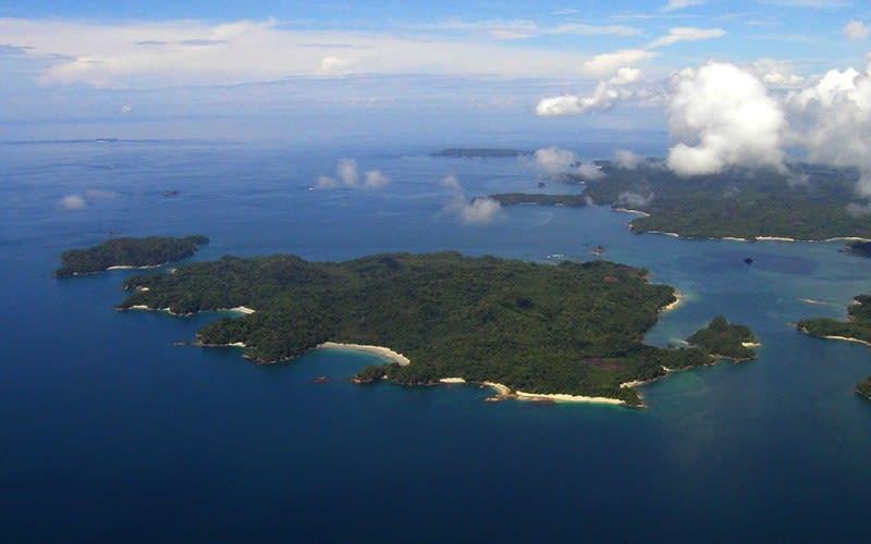 Land / Lots for Sale at Islas Cayonetas Panama