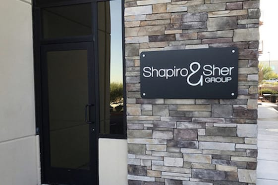 Shapiro & Sher Group Opens New Henderson Office