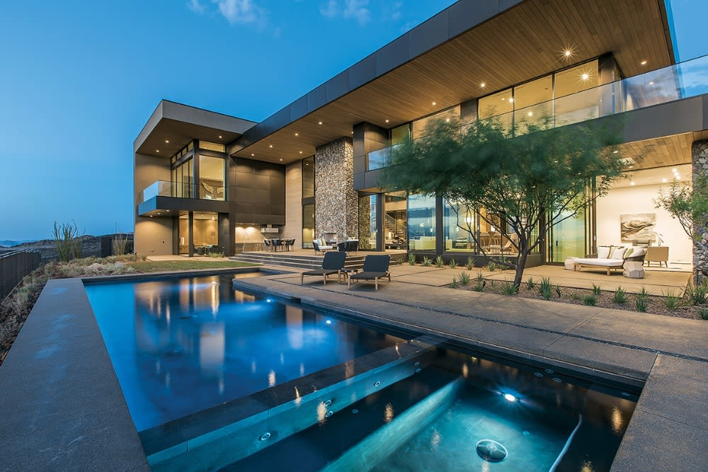 The Modern Amenity - Contemporary Architecture
