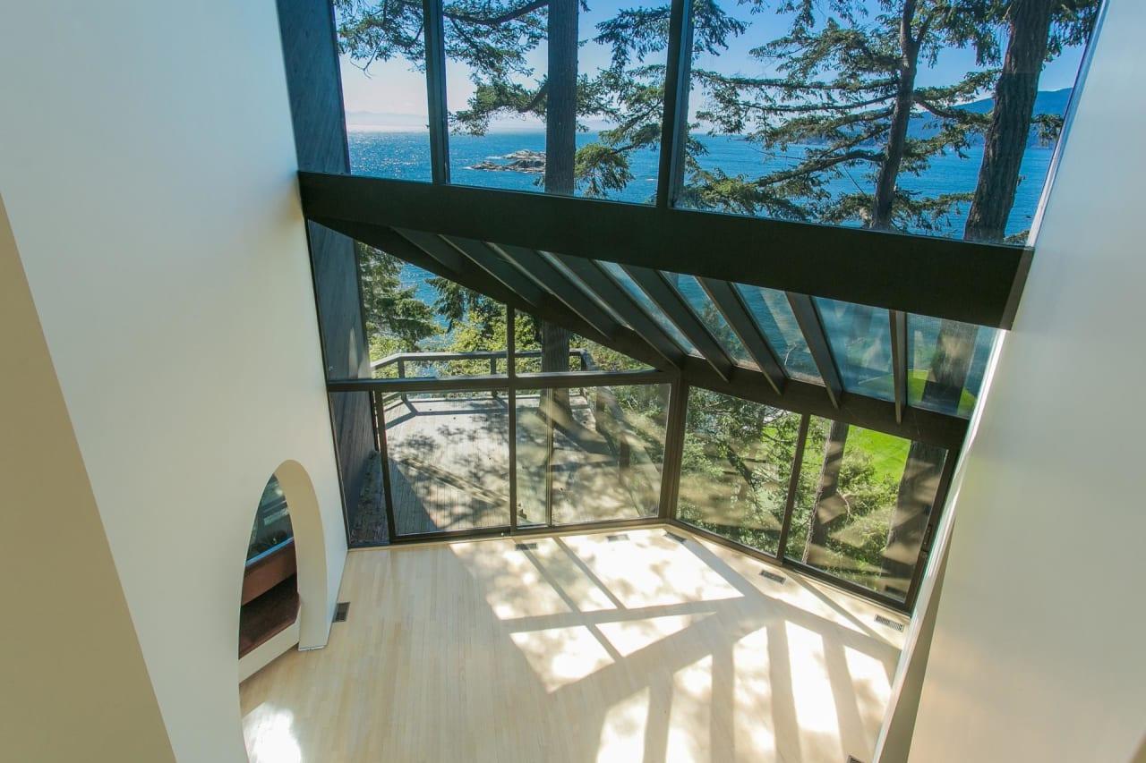 Unique West Coast Home